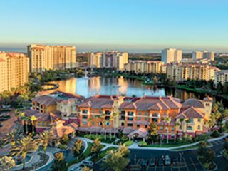 Wyndham Bonnett Creek Resort 1 Bdrm deluxe Fri-Sun  Sept.01-03,2017 3 Nights, Celebration