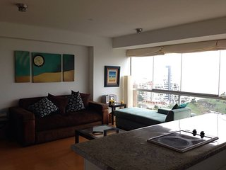 Beautiful ocean view apartment, Lima