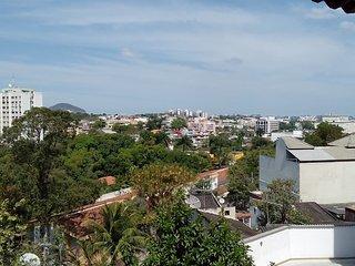 Lugar calmo no Rio? E perto de tudo? Sim, é aqui!