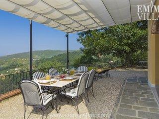 Private 4 Bedroom Tuscan Villa in Lucca at Giornolungo