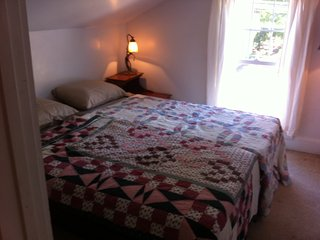 Quaint, private, comfortable... stay here!