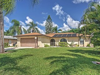 3BR Bonita Springs House - 1 Mile to Beach!