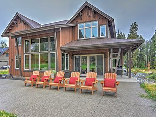 NEW! Upscale 5BR Cle Elum House in Suncadia Resort