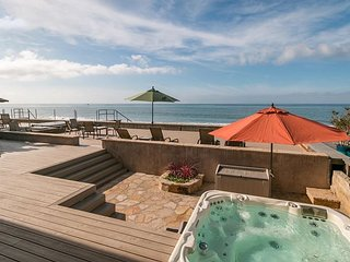3BR, 2BA Classic Gold Coast Home in Faria Beach with Panoramic Ocean Views, Ventura