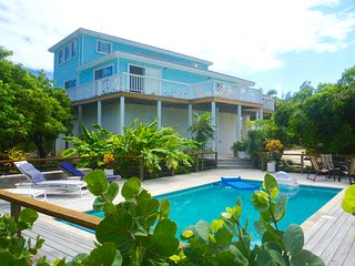 Mermaids Ridge, Sleeps 8/10, private pool, Hope Town