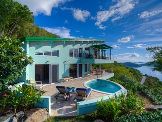 Seaglass Villa, Nail Bay, Virgin Gorda (Owner Rep)