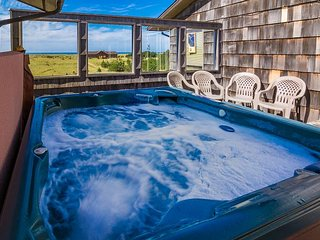 Fabulous OceanView*4BD**Hot Tub**Bk 2 Get 2 Nts FREE (Strawberry), Long Beach
