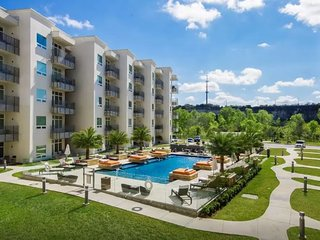 # 211 Two Bedroom Ricchi Condo, San Antonio TX!
