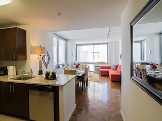 !!Amazing Manhattan Skyline Views!! -39QH, Jersey City