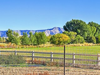 NEW! 1BR Grand Junction Apartment w/Mountain Views