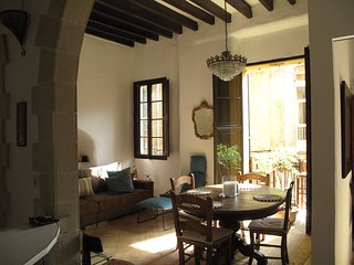 Cozy apartment in La Lonja, best  area of Palma, Palma de Majorque