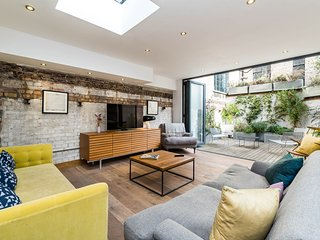 Stunning 3BD Flat Shoreditch with Hidden Garden