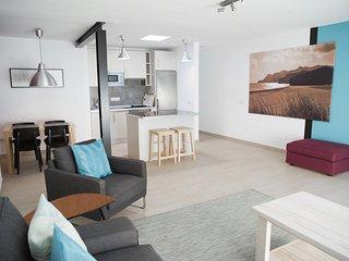 Apartamento centrico y moderno con vistas al mar, Costa Teguise