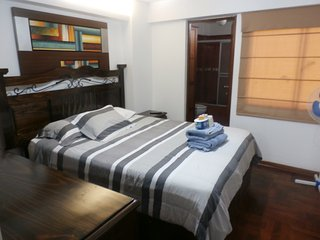 NICE 1 BEDROOM APARTMENT  THE HEART OF MIRAFLORES