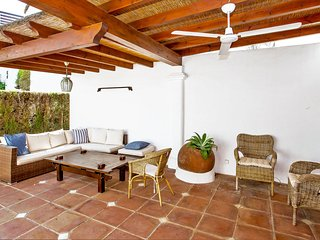 Walk to the Beach Villa in San Pedro de Alcantara