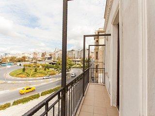 Bosphorus view Galata