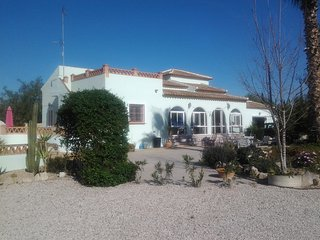 Country Villa in lovely landscaped garden, Alicante