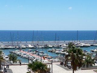 Marbella appartamento in prima linea del mare