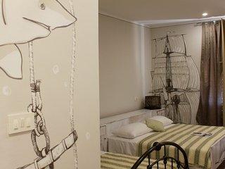 Dalmacija Quadruple Room, Split