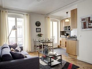 Apartment Beauregard I Paris apartment 2nd, Paris flat in city center, Luxury Pa