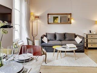 Apartment Michel le Comte holiday vacation apartment rental france, paris, 3rd
