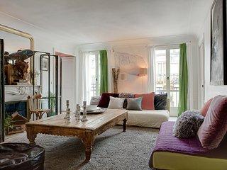 Apartment Palestro II Paris apartment 2nd  arrondissement, flat to rent Paris