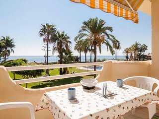 Lovely sea views 1st floor Las Mimosas Dosul, La Cala de Mijas