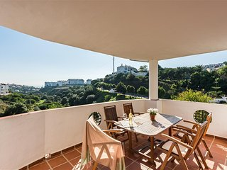 Elegant and quiet with panoramic views, La Cala de Mijas