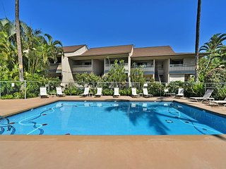 Kihei Bay Vista #A-201 Ocean View 1/1 Steps From Beach Great Rates!
