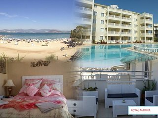 Beautiful Luxury 3 Bed Duplex Penthouse F12, Altinkum