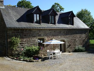 Kerhotten Cottages - Chestnut, a large family detached stone cottage