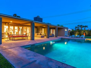 Villa Tranquilo, Sleeps 6, Palm Springs