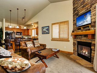 Ski the Slopes! 3BR, 2BA Bear Hollow Village Townhouse w/ Community Pool