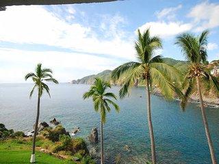 Condo Vida del Mar - Oceanfront!!!, Manzanillo