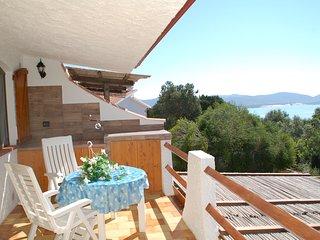 Casa Vacanze Porto Pino - Monolocale vista mare