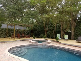 Pool Home- 3 BR- Located Close to Beach & Village