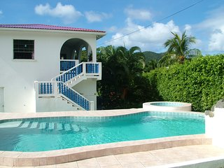 Spacious one bedroom apartment, Gros Islet