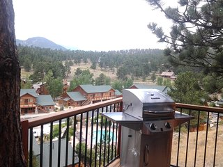 Crow's Nest, epic mountain views, walk to town, Estes Park