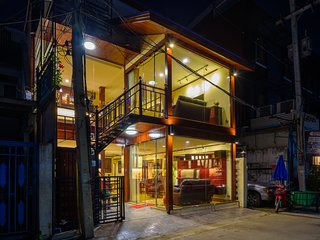Deluxe Town House in the Heart of Chiang Mai's Old City