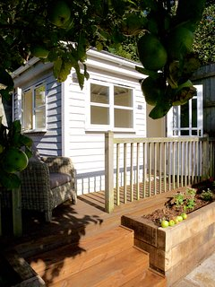 Our beautiful Summerhouse fully furnished to relax in the garden