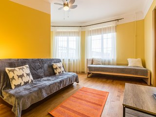 Gonsiori central 2 bedroom apartment for 6, Tallin