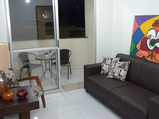 Apartamento na melhor localização de Ponta Negra