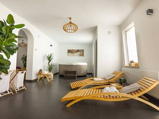 Holiday Home & Spa Kozji Vrh, Delnice