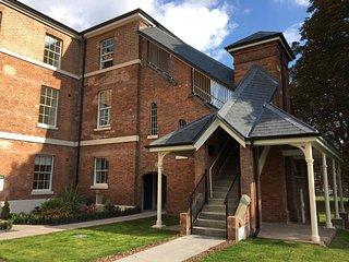 Central Stafford, luxury Victorian Conversion