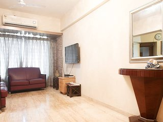Full 3 BHK AC apartment near IIT Powai,Vikhroli, Mumbai (Bombay)