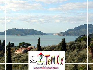 La Casetta Temiclè, La Spezia