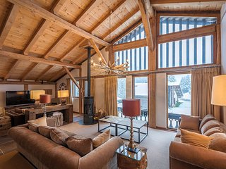 Stunning Luxury Chalet in Les Get, France