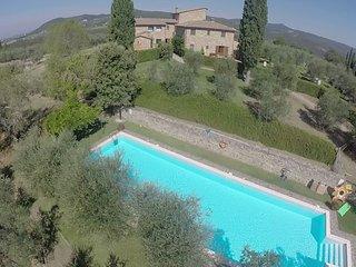 Club  Montecchio - Privacy,views,free housewine, Castelnuovo Berardenga