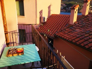 Old townhouse 20 m from beach, Collioure