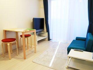 Tyler's Apartment ShibuyaSt 3min!